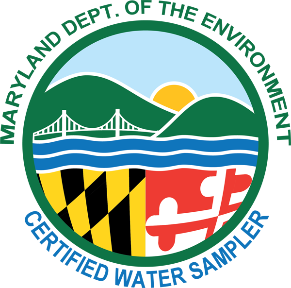 Maryland Department of the Environment - Certified Water Sampler